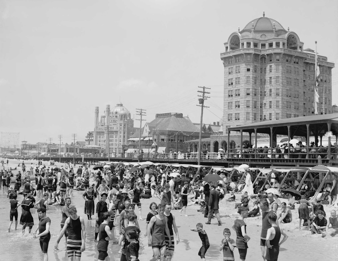 First casino built in atlantic city